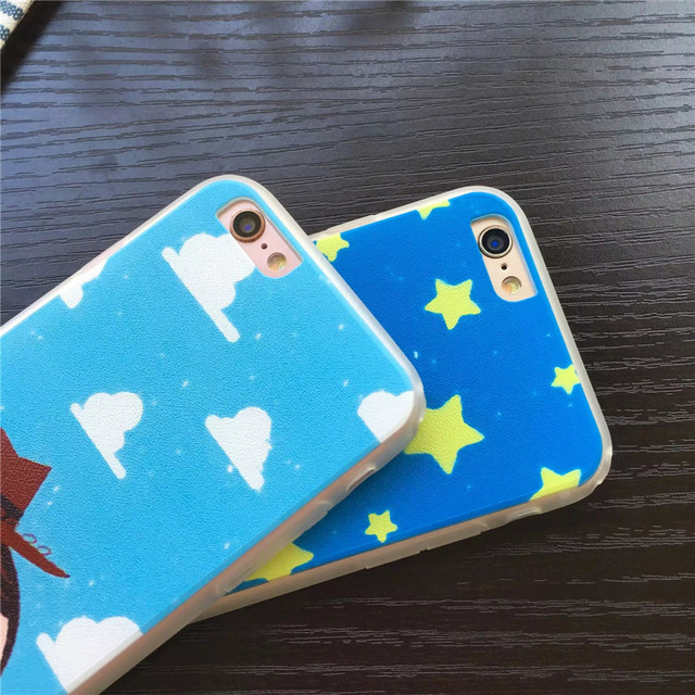Etui iPhone 5/5S/6/6S/6Plus/6SPlus Cartoon Toy Story 2 wzory