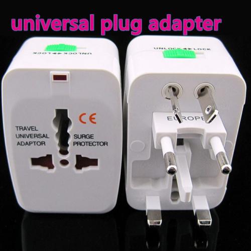 Universal World Charger US/UK/AU/EU Plug Travel AC Power Adapter Converter(China (Mainland))