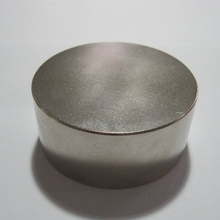 Large laboratory magnet magnetic circular overshot strong NdFeB magnets magnet diameter 90 mm(China (Mainland))