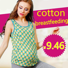 Maternity Tanks & Camis Maternity nursing vest spaghetti strap maternity nursing clothes summer of the puerperal nursing clothes(China (Mainland))