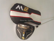 """M2 Driver M2 Golf Driver M2 Golf Clubs 9.5""""/10.5"""" Degree Regular/Stiff Flex Graphite Shaft Come With Head Cover & Wrench(China (Mainland))"""