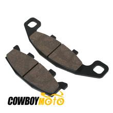 Buy Motorcycle Semi-metal Sintered Rear Brake Pads KAWASAKI EX250 EX 250 NINJA 250R 1988 2007 1989 1990 Free for $10.69 in AliExpress store