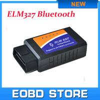 2015  v2.1 Free shipping Auto Car Diagnostic tool ELM327 Interface elm 327 Bluetooth OBD2 / OBD II