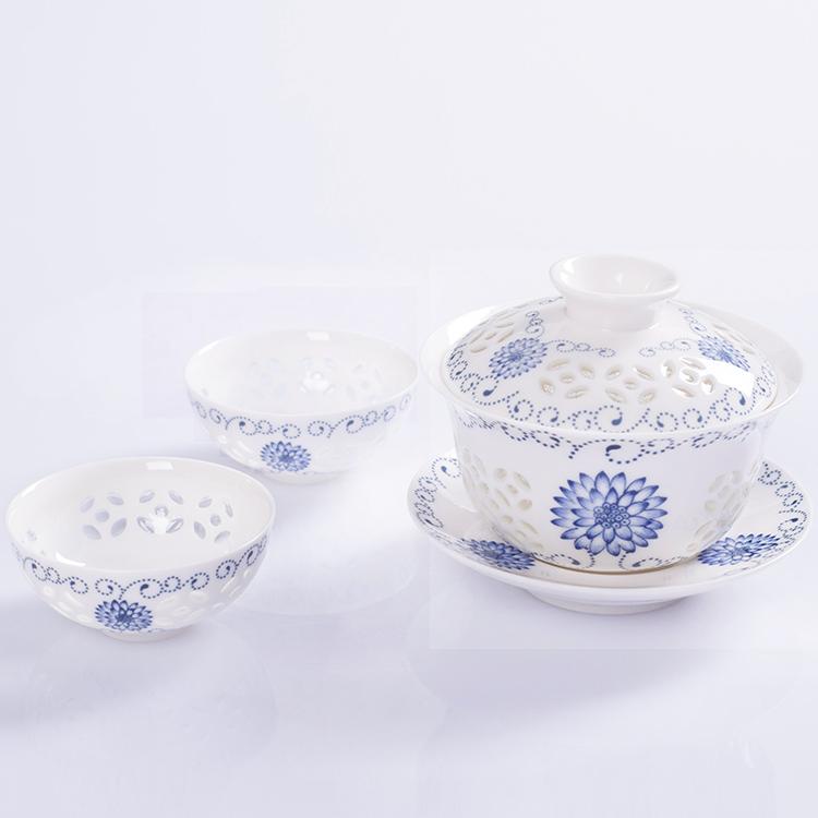 New Arrivals Chinese Kung Fu Tea Set,Ultra-Thin Exquisite Tea Sets,Ceramic Tea Pot,Puer Teapot Coffee Pot,Mug,Cup,High Quality(China (Mainland))