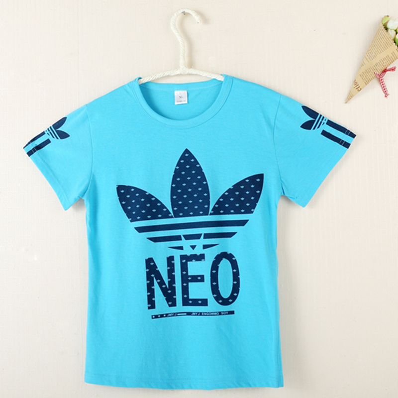 2015 New Summer Fashion Boys T Shirt Cotton O-Neck Short Sleeves Kids Clothing Tops Children T-Shirts 7-12 Years Old CTS0609(China (Mainland))