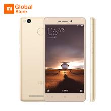 "Original Xiaomi Redmi 3S 3 S Mobile Phone Snapdragon 430 Octa Core 5"" HD 2GB RAM 16GB ROM Fingerprint ID 13MP Camera 4100mAh(China (Mainland))"
