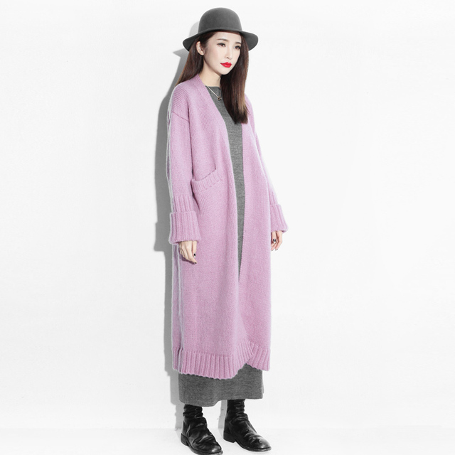 2015 Модный Женщины свитерs Autumn Sueter Femme Winter Tricot Вязанный Cashmere Кардиган ...