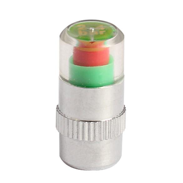 Car Tire Air Pressure Monitor Valve Stem Cap Sensor Indicator Eye Alert