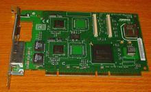 Double 82559 network card server disassemble