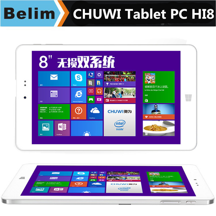 NEW CHUWI Hi8 8 IPS Capacitive Screen 1920 1200 Window 8 1 Android 4 4 Dual