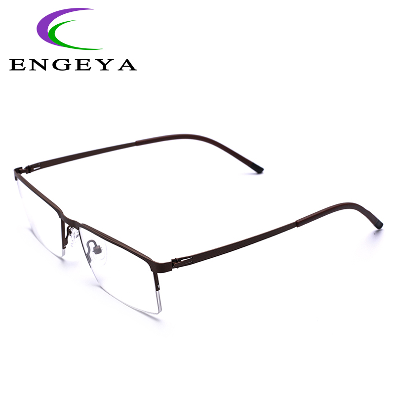 ENGEYA Glasses Legs Unique Design Of Half Eyewear Frames ...