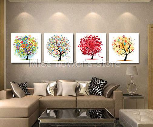 Buy free shipping 1 pcs happy tree for Decorative items for dining room