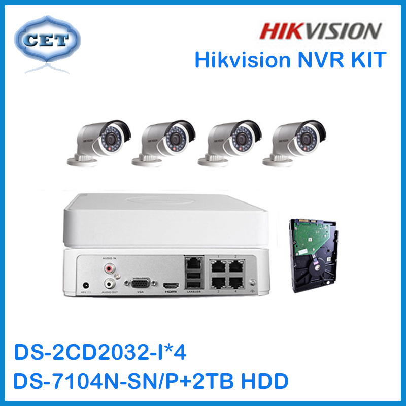 Hikvision Security System Cctv Security System Hikvision