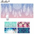 Dream Catcher Feather Pattern Game Mouse Pad Mat Large L Size 900 400 30MM New Rubber