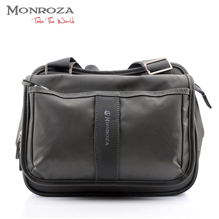 Fashion men nylon Shoulder Tote Bag Messenger Bag Long Strap travel bag(China (Mainland))