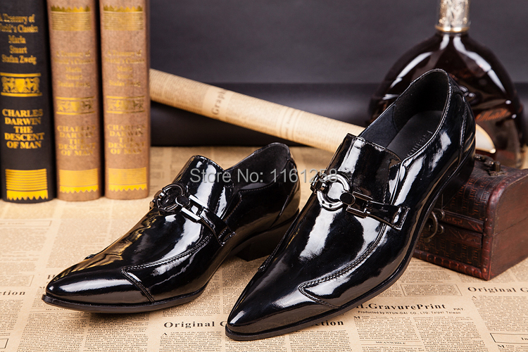 Foreign Trade of the original single mens business dress shoes breathable leather mens spring and British style wedding shoes<br><br>Aliexpress
