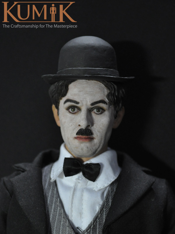 1/6 scale figure doll head shape for 12Action figure doll accessories.Charlie Chaplin head,not include body and clothes<br><br>Aliexpress
