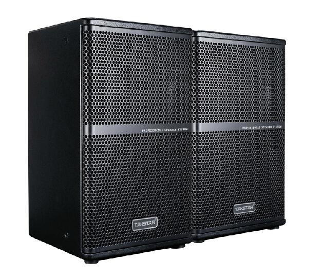 NEW Takstar EKS-081 full-range 8 inch 150W Speaker KTV audio conference room theater professional hifi speaker ktv high power(China (Mainland))
