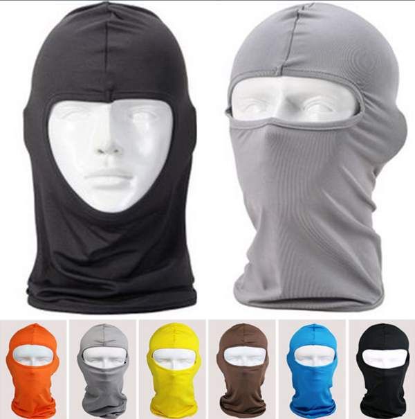 New Unisex Motorcycle Cycling Ski Neck protecting Outdoor Balaclava Full Face Mask Headwear Sun Wind Dust Protector(China (Mainland))