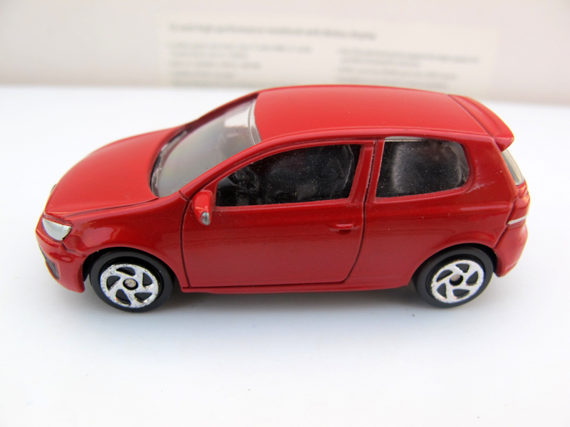 French model NOREV 1:6 four alloy automobile mannequin VW GOLF Volkswagen GOLF GTI
