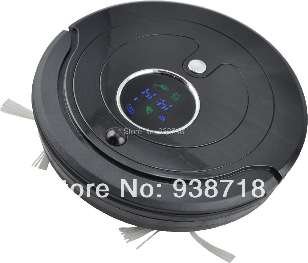 The Newest robot vacuumceaner , big camacity with mop ! - D series robot vacuum cleaner(China (Mainland))