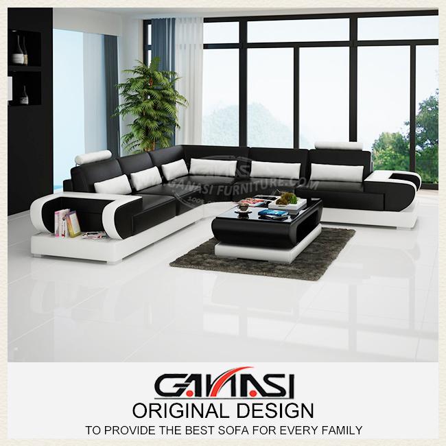 modern european leather sofa,modern sofa bed,luxury furniture brand(China (Mainland))