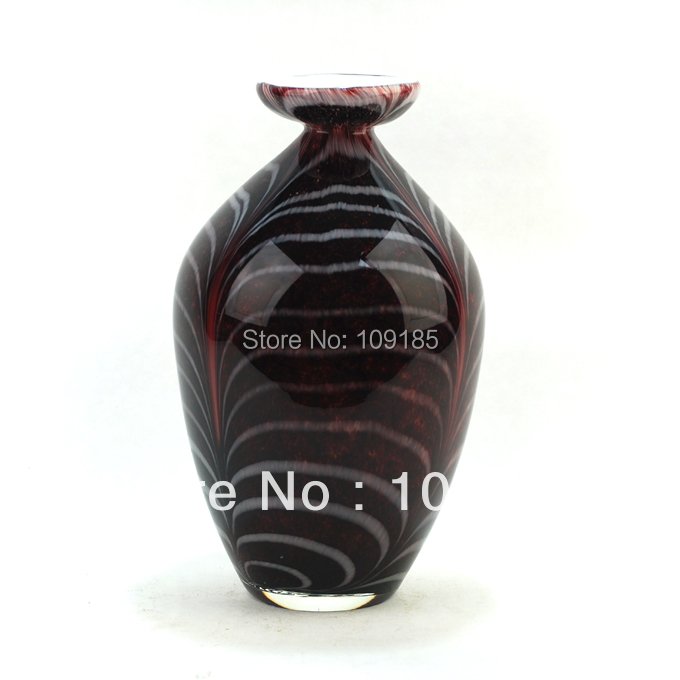 Wedding Gifts Decorative Colored Glass Bottles Retail Supplier(China (Mainland))