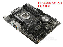 Original desktop motherboard for ASUS Z97-AR LGA1150 Intel 4*DDR3 Integrated fully test and free shipping(China (Mainland))