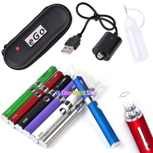 Electronic Cigarette EGO MT3 Atomizer 900mah Voltage battery with zipper Starter Kit Evod Egot Ego 510
