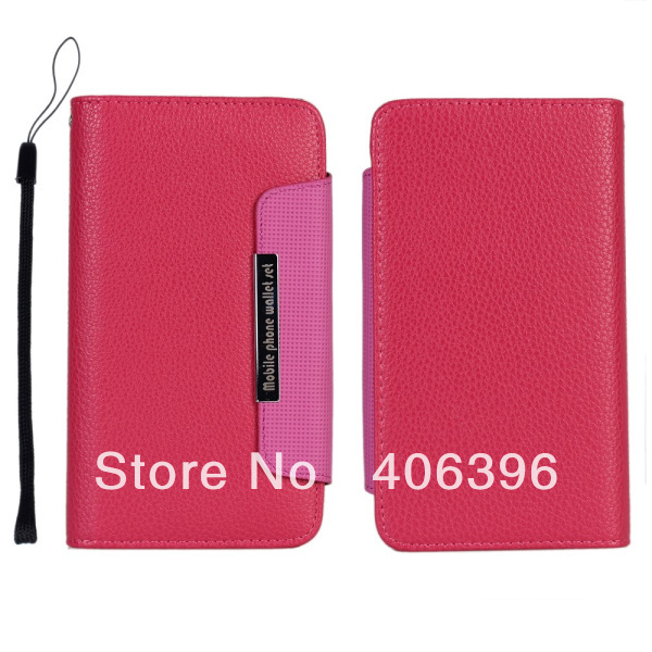 Litchi Grain Inner Card Slot Wallet Leather Case Samsung Galaxy Note 3 N9000 - iCase Technology Co.,Ltd store