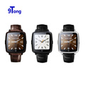 New Leather Strap Bluetooth SmartWatch U11C Smart Watch Phone Support SIM Card Clock Connectivity for IOS