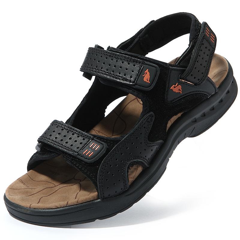 online kaufen gro handel camel sandalen m nner aus china. Black Bedroom Furniture Sets. Home Design Ideas