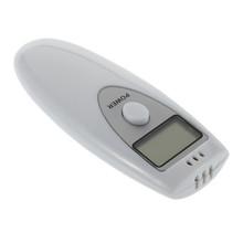 New 1Set  Hot Portable Mini LCD Display Digital Alcohol Breath Tester Professional Breathalyzer Alcohol Meter Analyzer Detector(China (Mainland))