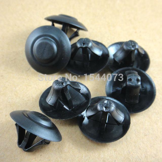50 Hood Insulation Pad Clip Nylon Retainer W203 W204 W207 W209 W211 For Mercedes 0019880325 <br><br>Aliexpress