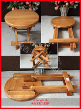 Environmental bamboo made small benches creative & fold small bamboo benches useful Chinese traditional crafts(China (Mainland))