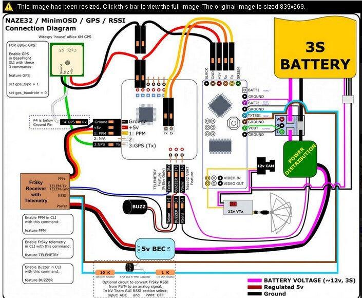 Htb1fspghfxxxxbbxpxxq6xxfxxxj: Naze32 Wiring Diagram For Quadcopter At Goccuoi.net