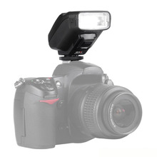 Viltrox JY-610 II Universal LED On-Camera Flashes Speedlight Flash For Nikon Canon DSLR Camera