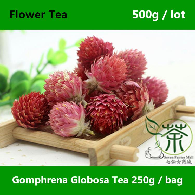 Improve Immunity Hong Qiao Mei Tea 500g, Delay Skin Aging Gomphrena Globosa Flower Tea, Much Loved Skin Whitening Globe Amaranth<br><br>Aliexpress