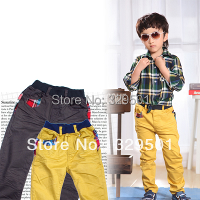 203 Autumn child trousers childrens clothing casual pants boys underwear 100% cotton pant baby wear 4pcs/lot free sipping<br><br>Aliexpress