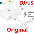 15 Brand New 100 Original 5V2A Micro USB EU US Adaptive Fast Charging Charger For