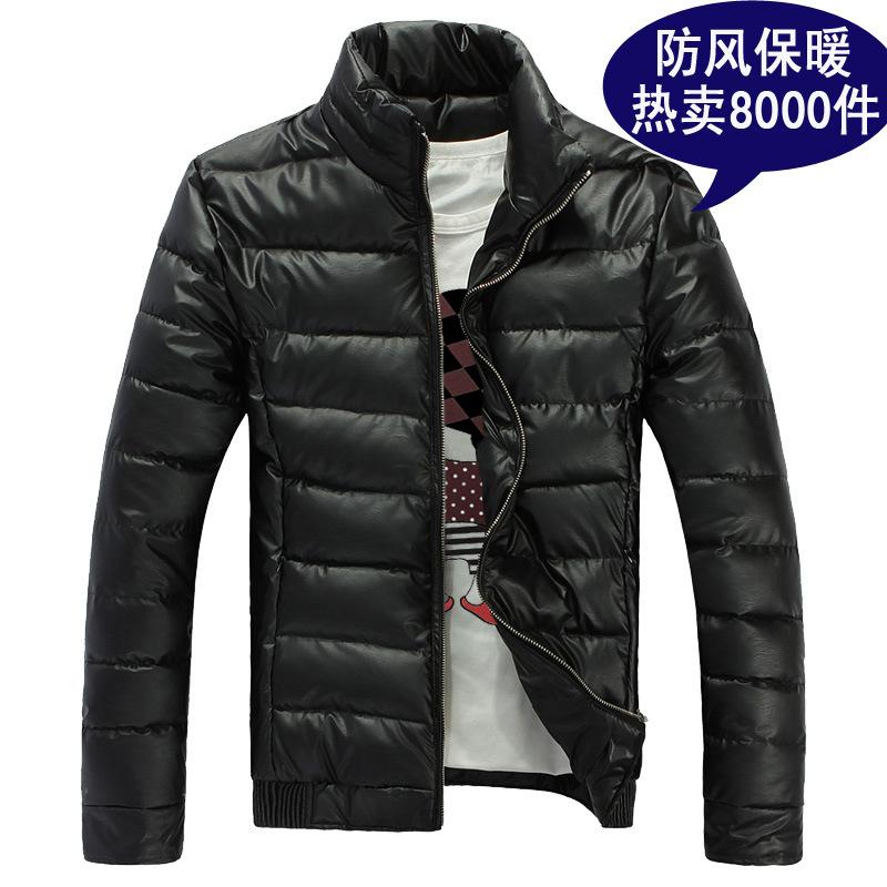 NEW hot Winter Men s Clothes napapijri Jackets Plus Size Cotton Mens Jacket Man Coat Collar