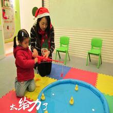 Надувные Игрушки Игра Рыбалка Рыбалка Утка Игры для Детей Детские Игрушки Надувные Игрушки ИЗ ПВХ