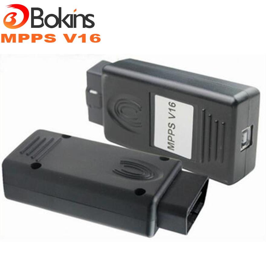 2015 Quality A ECU Chip Tuning MPPS V16 for EDC15 EDC16 EDC17 Inkl CHECKSUM mpps v16.1.02 In stock(China (Mainland))