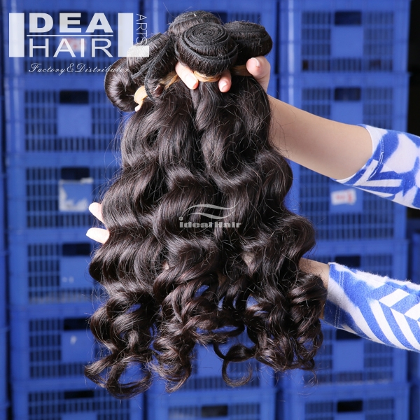 Queen hair products brazilian virgin hair weave wavy human hair unprocessed virgin brazilian hair bundles 1piece /lot 12''-30''