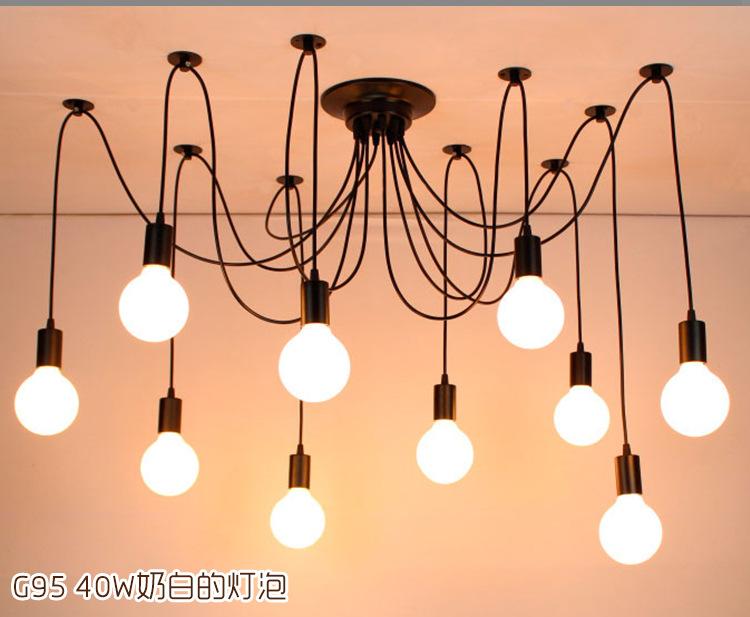 vente en gros edison lustre d 39 excellente qualit de grossistes chinois edison lustre. Black Bedroom Furniture Sets. Home Design Ideas