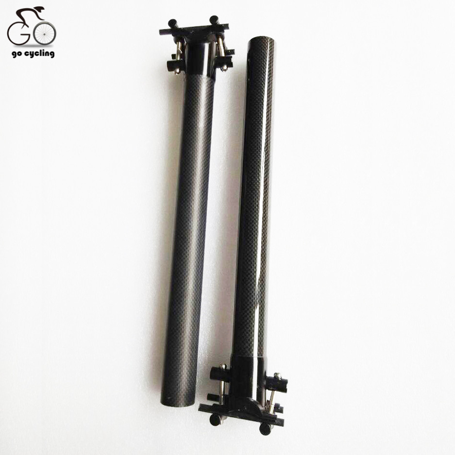 Seat Post 31.6 Full carbon Seat Post Bicycle saddle Post seat mast Road bike seatpost MTB bicycle parts 300/350mm seat post(China (Mainland))