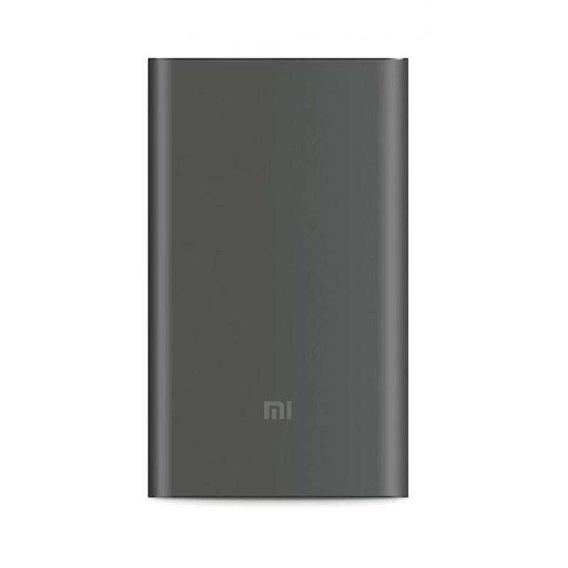 Original Xiaomi Power Bank 10000mAh Pro Quick Charger Ultra Slim USB Type C Battery Powerbank For Xiaomi Mi5 iPhone 6 S Mi Band(China (Mainland))