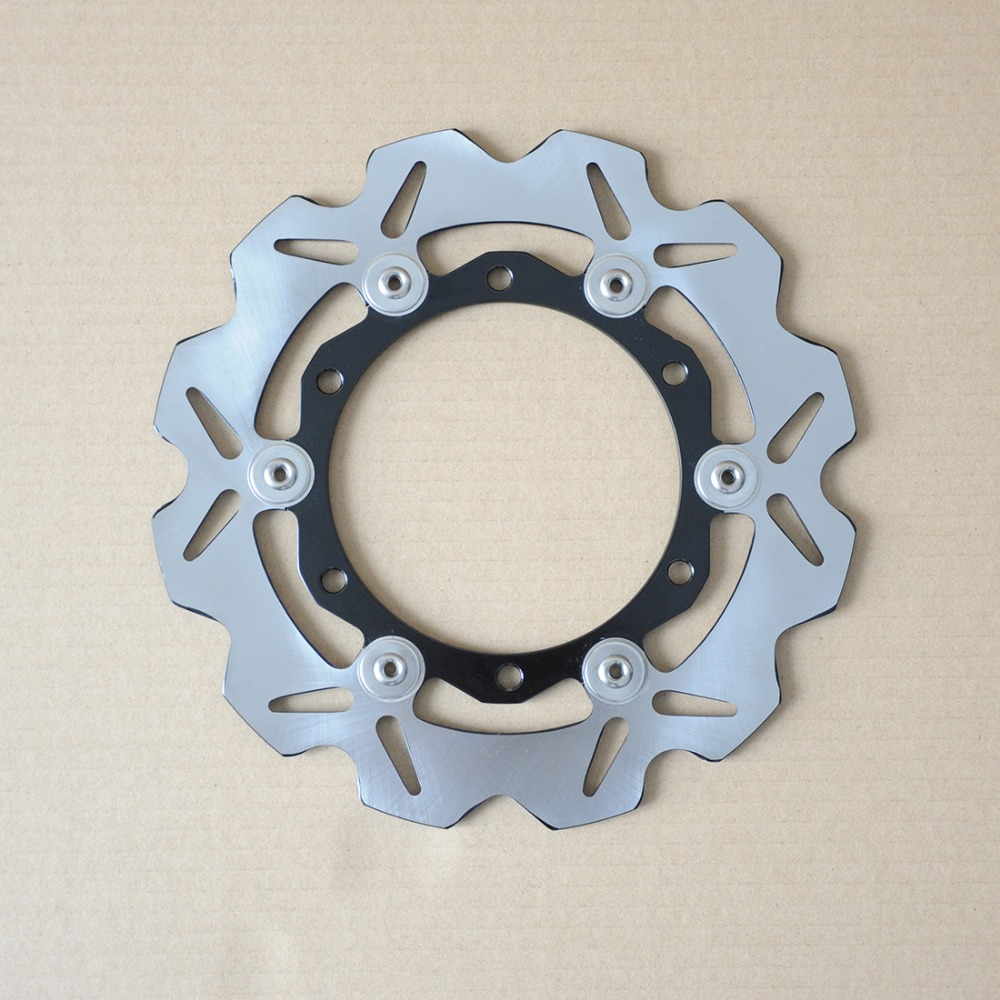 Motorcycle Front Brake Rotor Disc For Yamaha T Max 500 2008 2011 2009 2010 [PA193]<br>