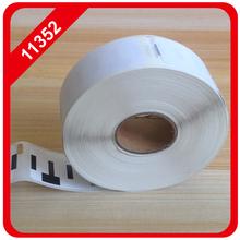 45 X Rolls Dymo Labels Compatible 11352 1352 Return Address label 54x25mm for Seiko Slp 430 Etiketten Labelwriter 400 450 Turbo