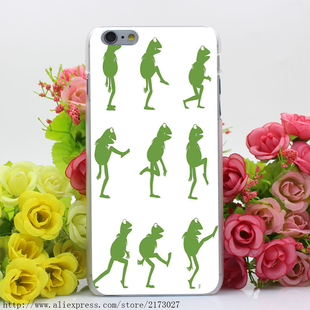 517U Ministry Of Silly Muppet Walks Amcrisis Hard Case Transparent Cover for iPhone 4 4s 5 5s 5c SE 6 6s 7 & Plus